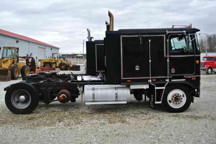 Cabover Trucks For Sale >> Kenworth K100 (1988) : Sleeper Semi Trucks