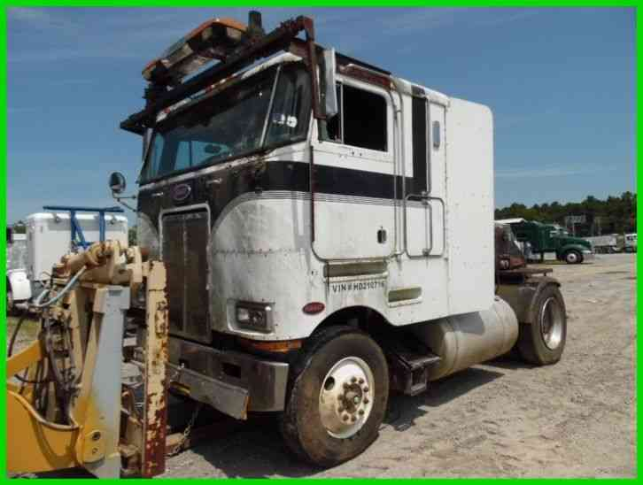 1988 Freightliner Toter Home | Autos Post