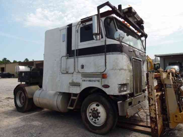 Coe Trucks For Sale >> Peterbilt COE (1988) : Heavy Duty Trucks