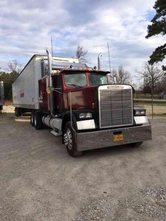Freightliner (1988) : Sleeper Semi Trucks