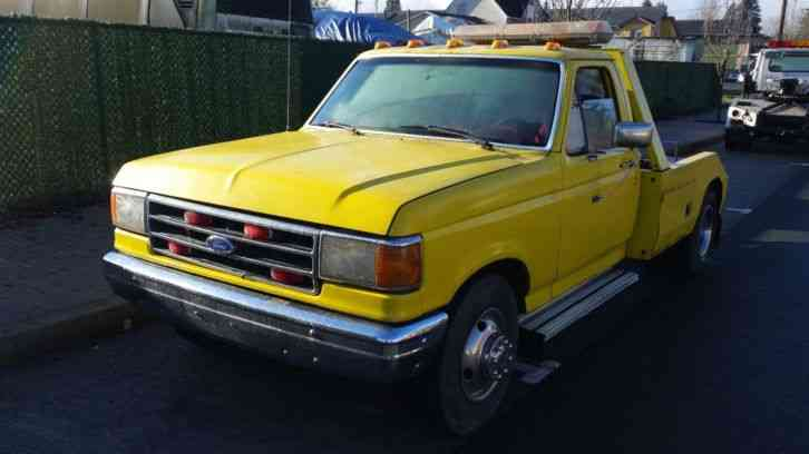 Ford F350 (1989)
