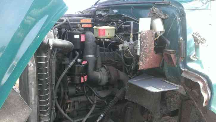 Ford Diesel Trucks For Sale >> Ford L8000 (1989) : Flatbeds & Rollbacks
