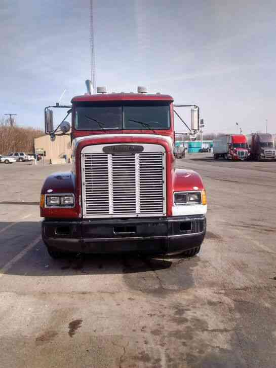 Freightliner FLD120 Tandem Axle Daycab (1989)