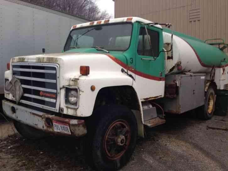 International 1989 Medium Trucks