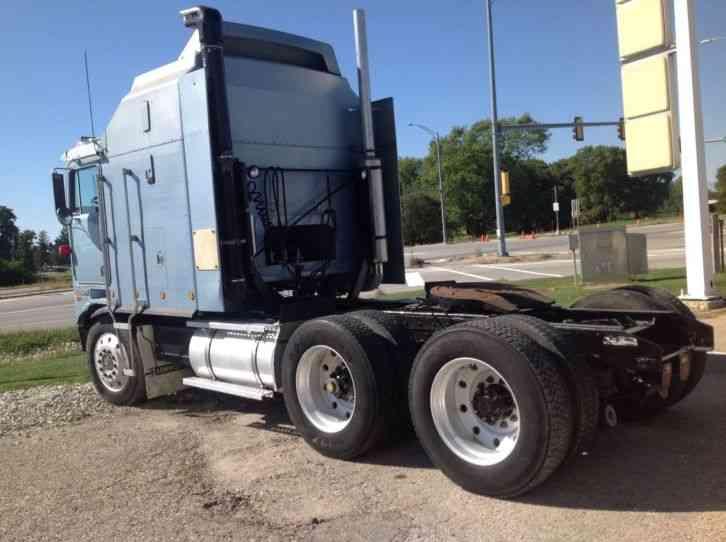 Cabover Trucks For Sale >> Kenworth K100 (1989) : Sleeper Semi Trucks