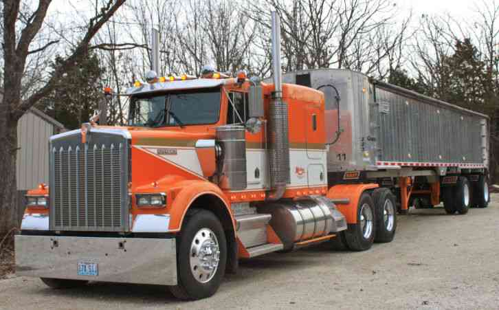 Kenworth W B Wet Kit Seattle Package Overhaul With Papers Classic Truck on Semi Truck Air Brakes
