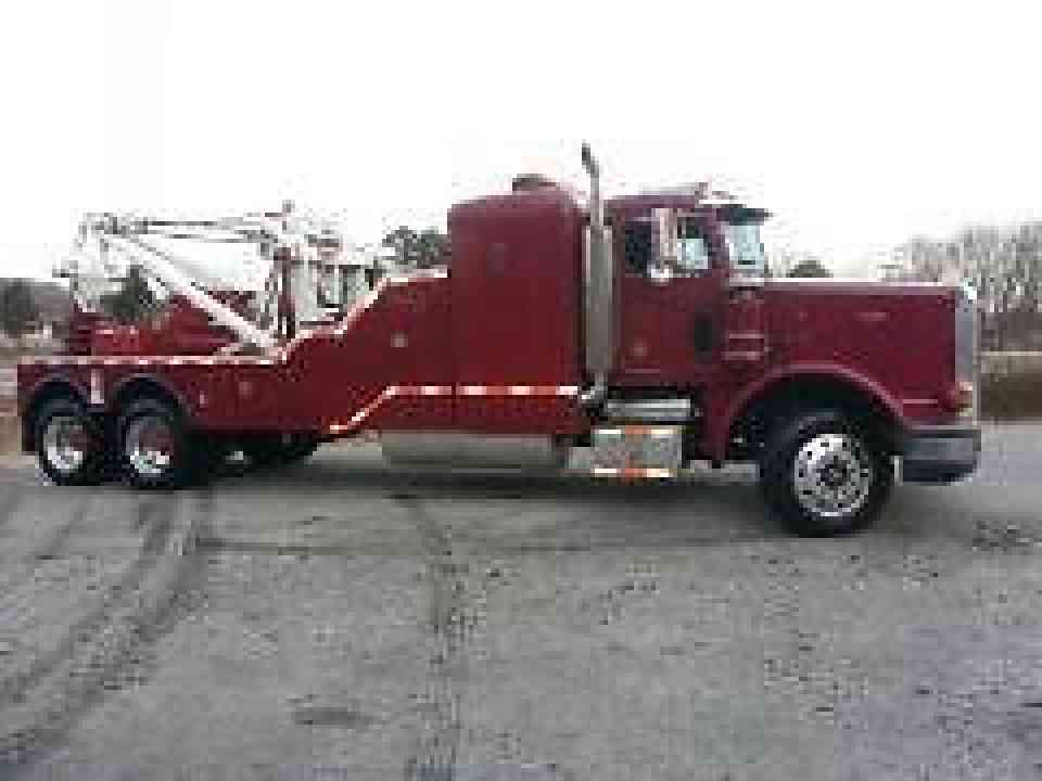 used heavy duty peterbilt wrecker tow trucks for autos weblog. Black Bedroom Furniture Sets. Home Design Ideas