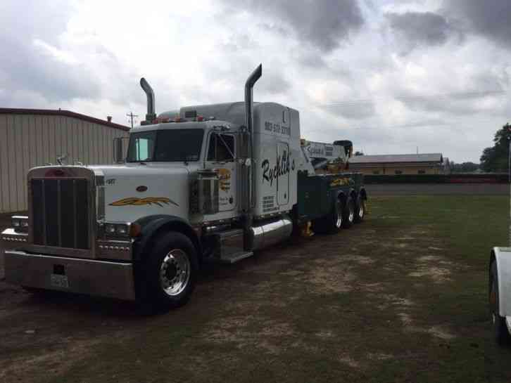 Peterbilt Century Rotator Heavy Duty Wrecker Wrecker Tow Truck on 1999 Dodge Truck