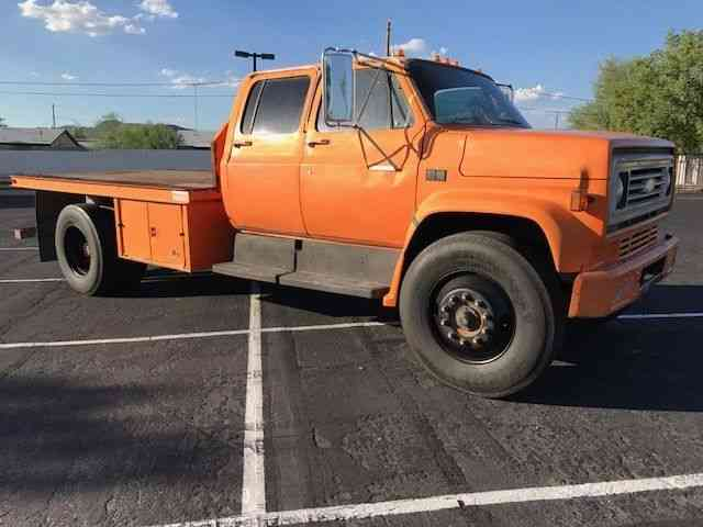 Chevy Kodiak For Sale >> Chevrolet C70 (1990) : Medium Trucks
