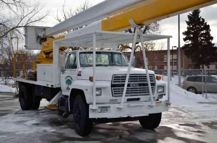 1979 ford f800 wiring schematic ford f800 (1990) : bucket / boom trucks