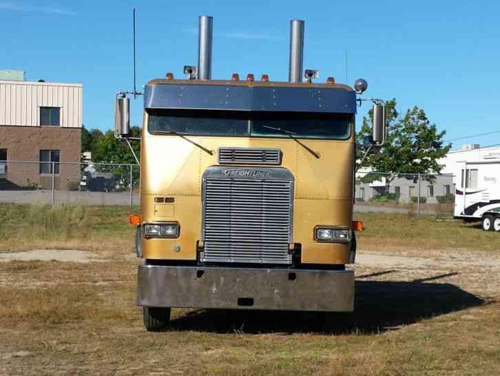 Air Horn Compressor >> Freightliner FLA10464 (1990) : Sleeper Semi Trucks