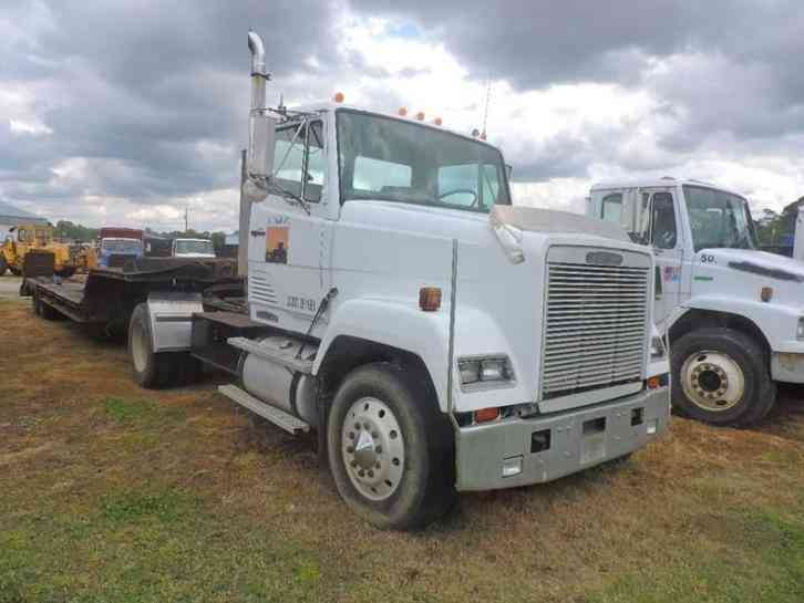 Freightliner Road Tractor Day Cab (1990)