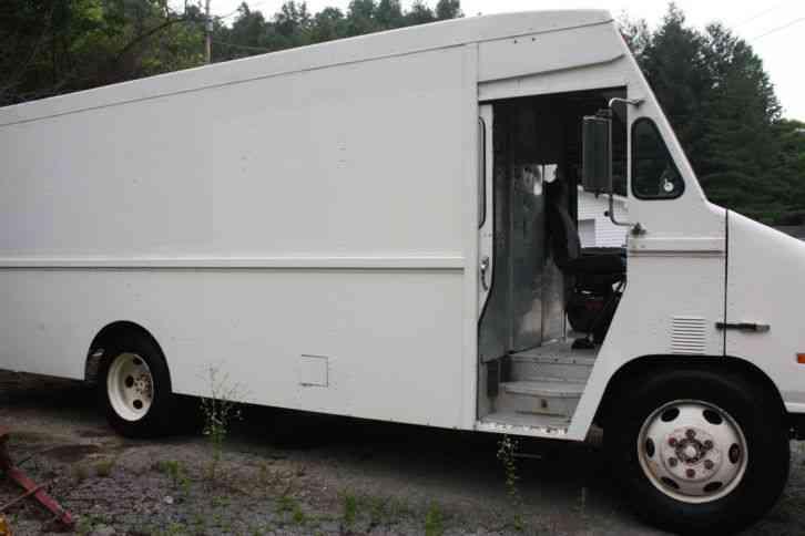 Step Vans For Sale >> International Step Van 1990 Van Box Trucks