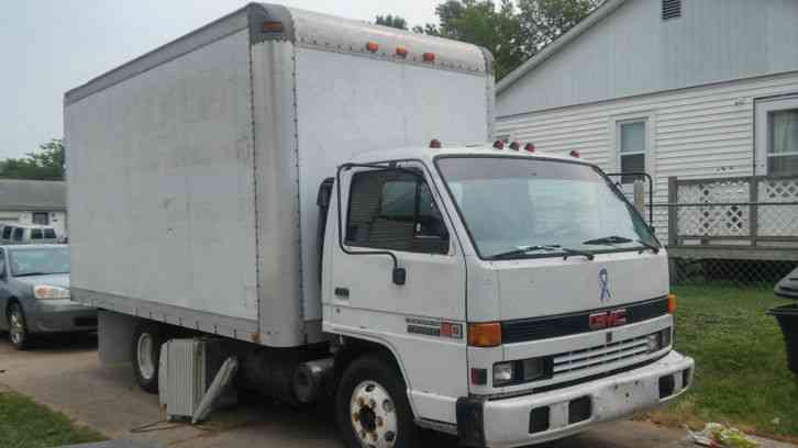 Isuzu NPR (1990) : Van / Box Trucks