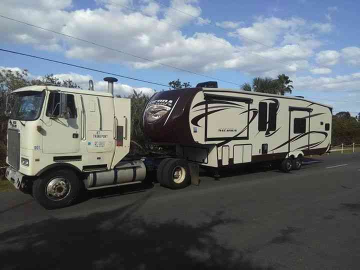 Gmc Cabover Sleeper 1990 Sleeper Semi Trucks
