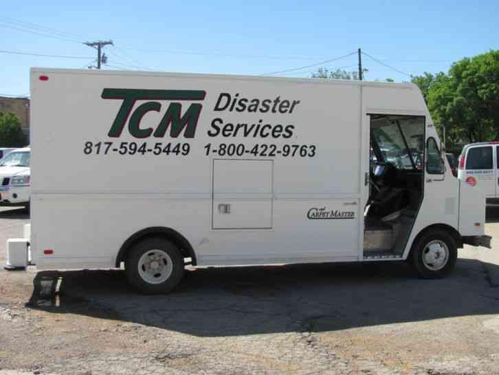 [DHAV_9290]  Chevrolet P30 Step Van (1991) : Van / Box Trucks | Chevrolet Truck P30 Fuel Filter |  | jingletruck.com