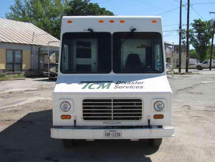 [EQHS_1162]  Chevrolet P30 Step Van (1991) : Van / Box Trucks | Chevrolet Truck P30 Fuel Filter |  | jingletruck.com