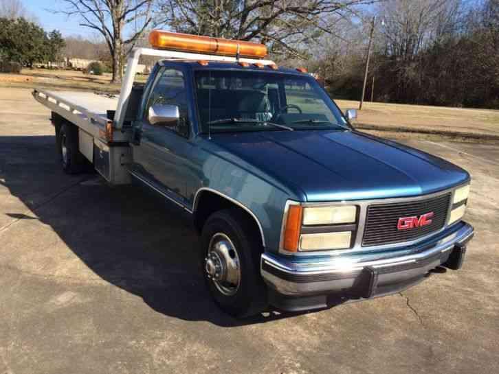 Gmc 3500  1991    Flatbeds  U0026 Rollbacks