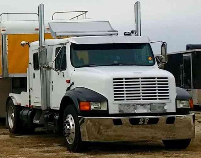 International 4700 Low Profile 1991 Medium Trucks