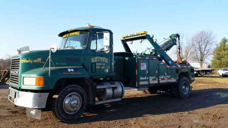 Dodge Ram Truck Bed For Sale >> Mack 600 (1991) : Wreckers