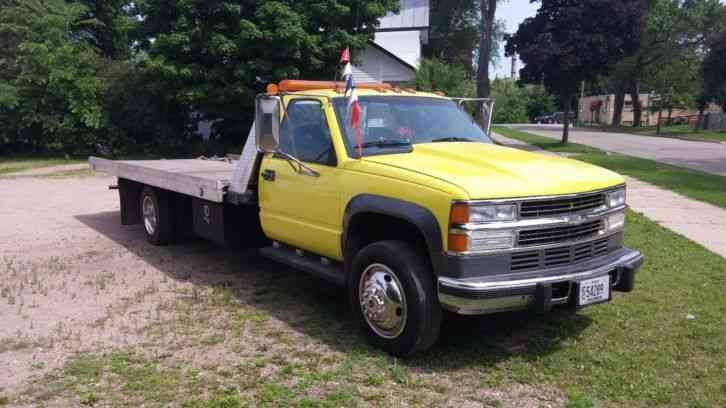 Chevrolet C3500 (1992) : Wreckers