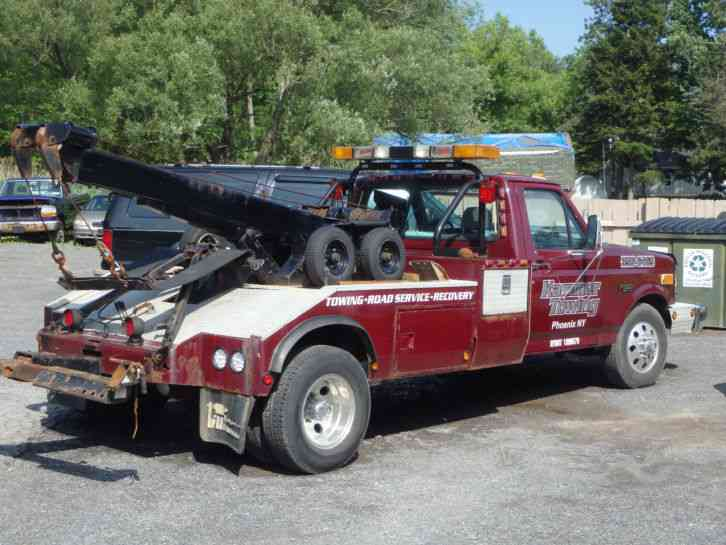 Ford F 350 1992 Wreckers
