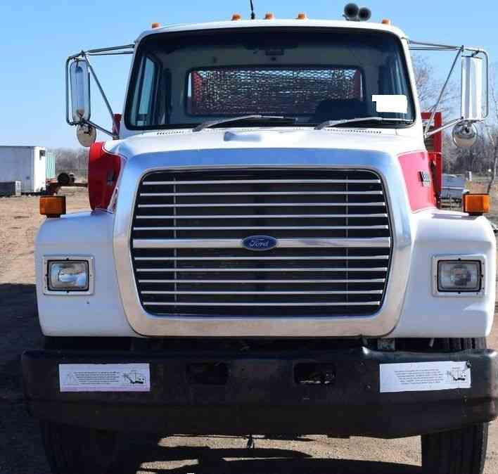 ford l8000 lnt800f (1992) heavy duty trucks ford f-series wiring diagram ford l8000 lnt800f (1992)