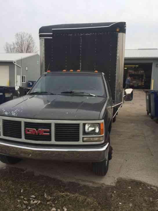 GMC 3500 (1992) : Van / Box Trucks