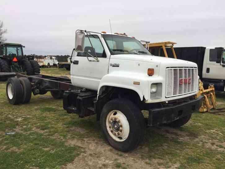 Used Cars Wilmington Nc >> GMC Topkick Cab and Chassis (1992) : Medium Trucks