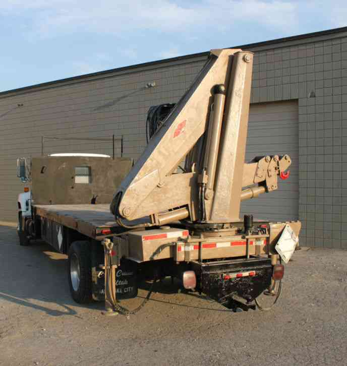 Gmc Topkick For Sale 4x4: GMC TopKick (1992) : Utility / Service Trucks