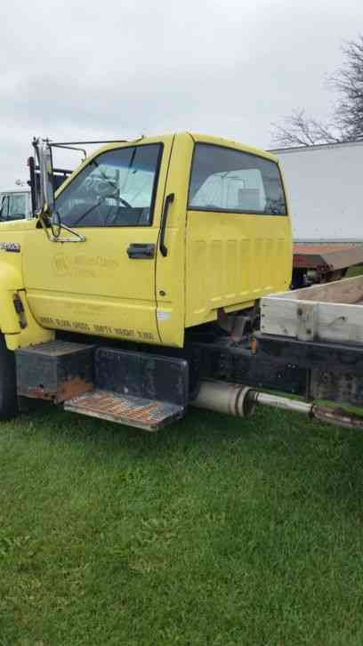 1993 GMC Topkick 5500 For Sale, 143,770 Miles   Syracuse ...