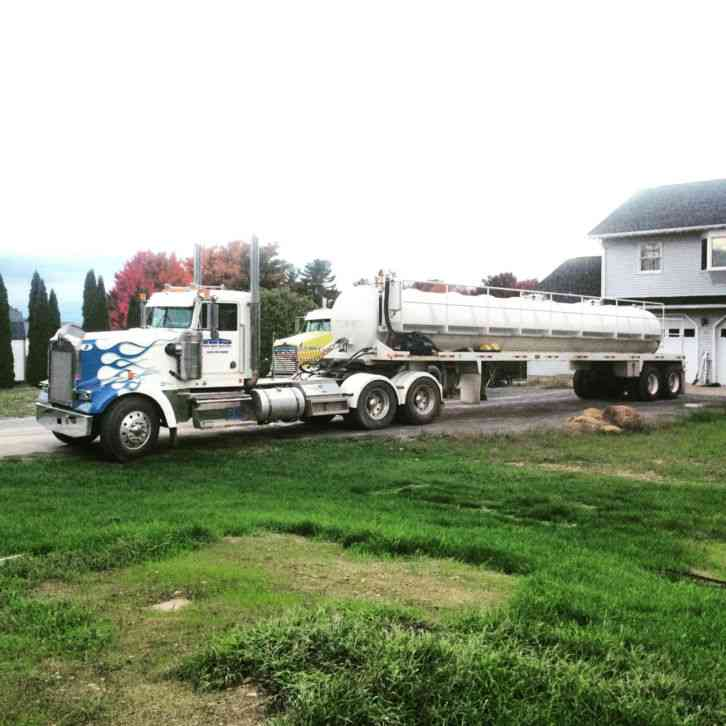 Craigslist Cabover Freightliner: 1992 Kenworth W900 Pictures To Pin On Pinterest