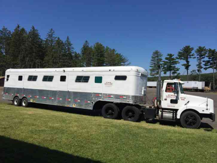 Volvo tractor trailer (1992) : Emergency & Fire Trucks