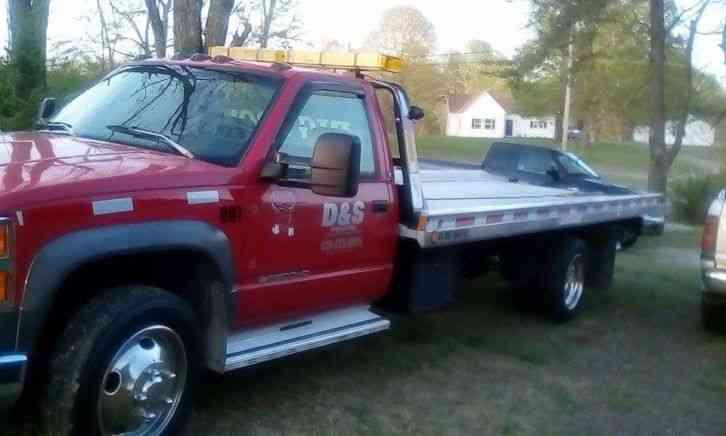 Chevrolet (1993) : Flatbeds & Rollbacks