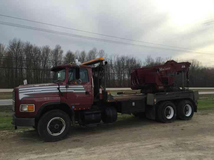 ford l9000 1993 wreckers rh jingletruck com Ford L9000 Tractor 1990 Ford L9000