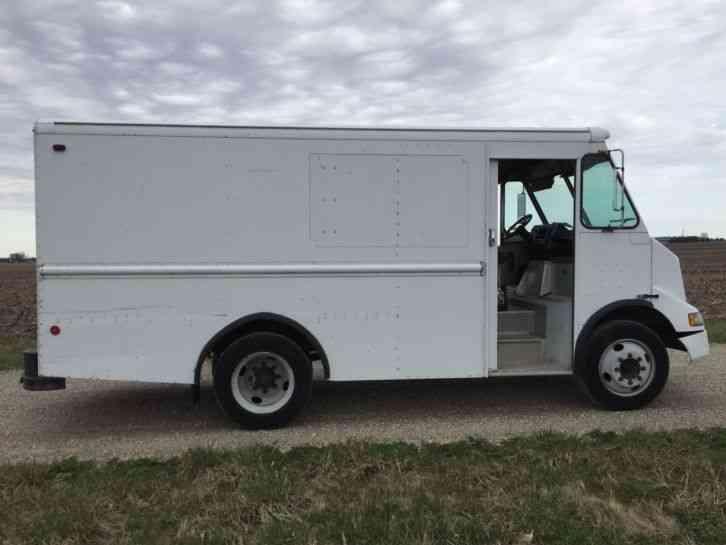 Grumman 1993 Van Box Trucks