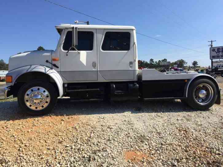 International Crew Cab 4x4 For Sale >> International harvester (1993) : Heavy Duty Trucks