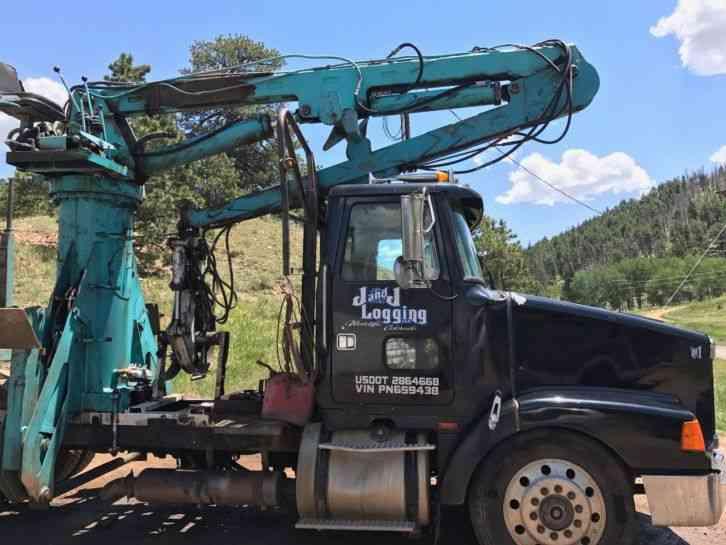 Truck Loader: Log Truck Loader