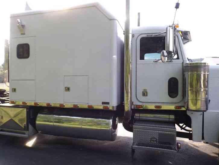 Peterbilt 379 Exhd 1993 Sleeper Semi Trucks