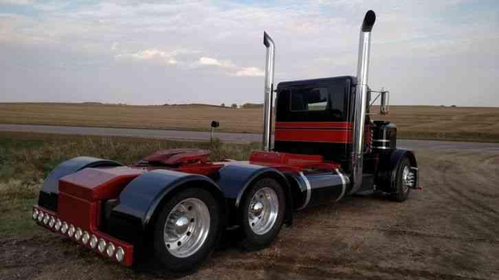 Peterbilt 379 (1993) : Daycab Semi Trucks