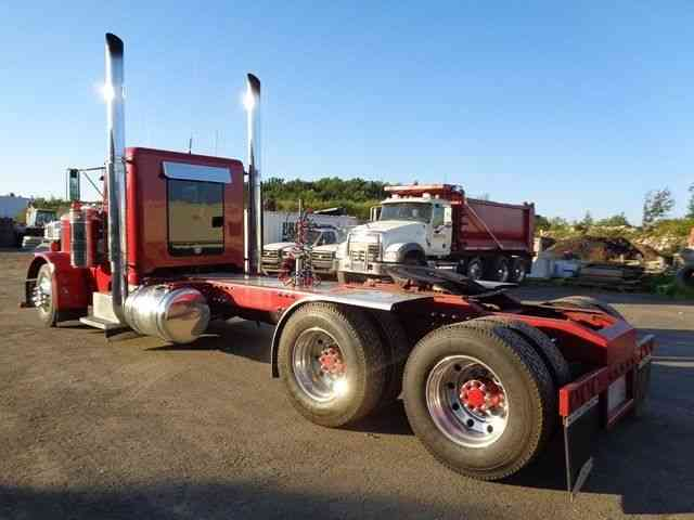 Peterbilt Day Cab For Sale >> PETERBILT 379 DAYCAB TRUCK (1993) : Daycab Semi Trucks