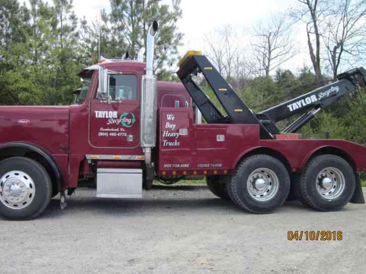 Volvo WG64 (1995) : Heavy Duty Trucks