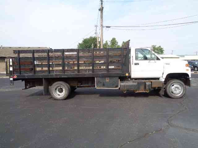 Chevrolet KODIAK LOW PRO STAKE TRUCK (1994)