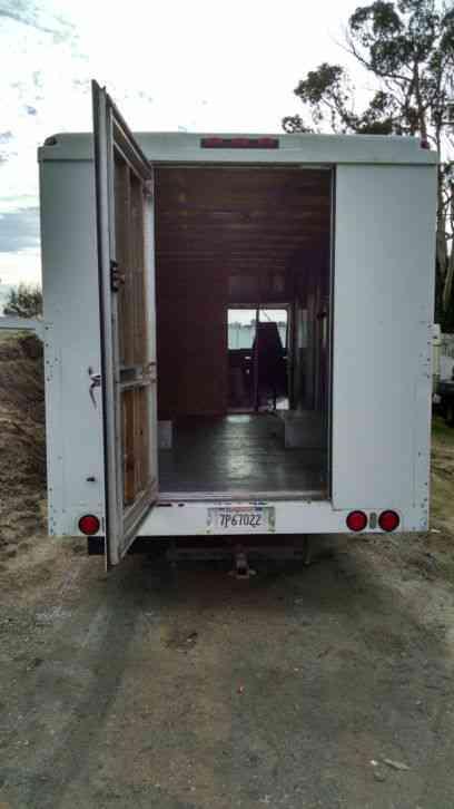 Chevrolet P30 (1994) : Van / Box Trucks