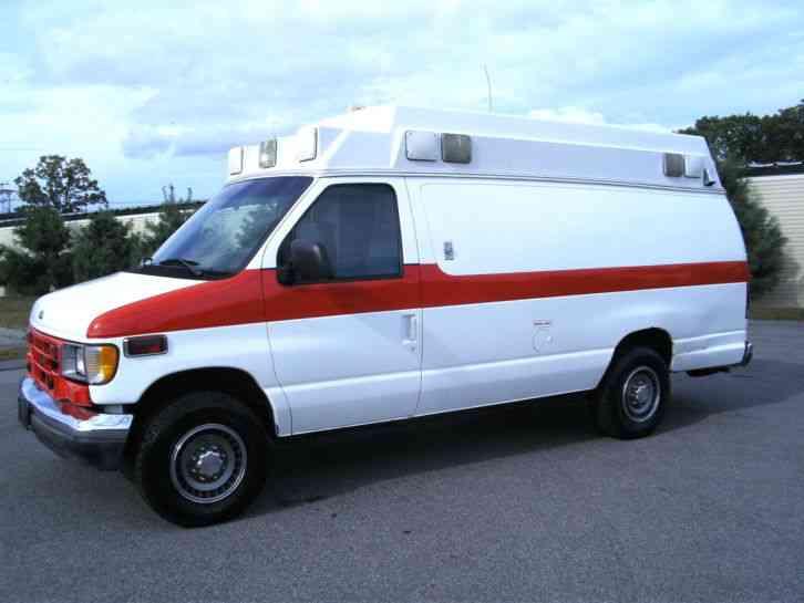 Ford E350 (1994)
