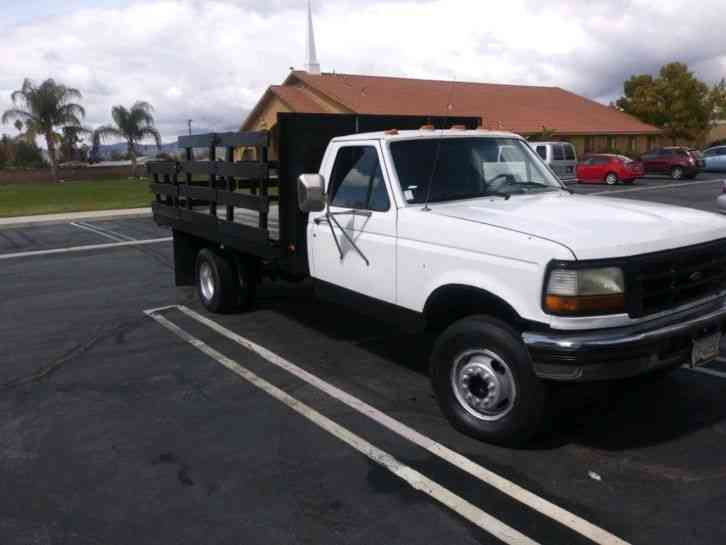 ford f 350 super duty 1994