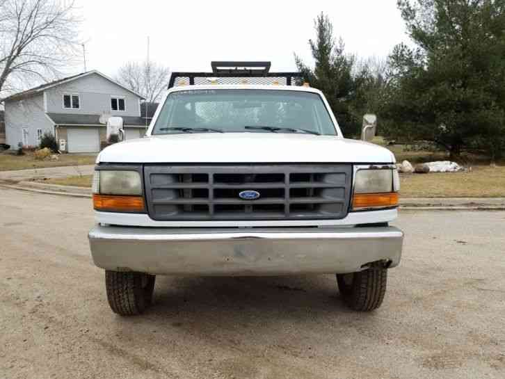 1994 ford f350 dually parts