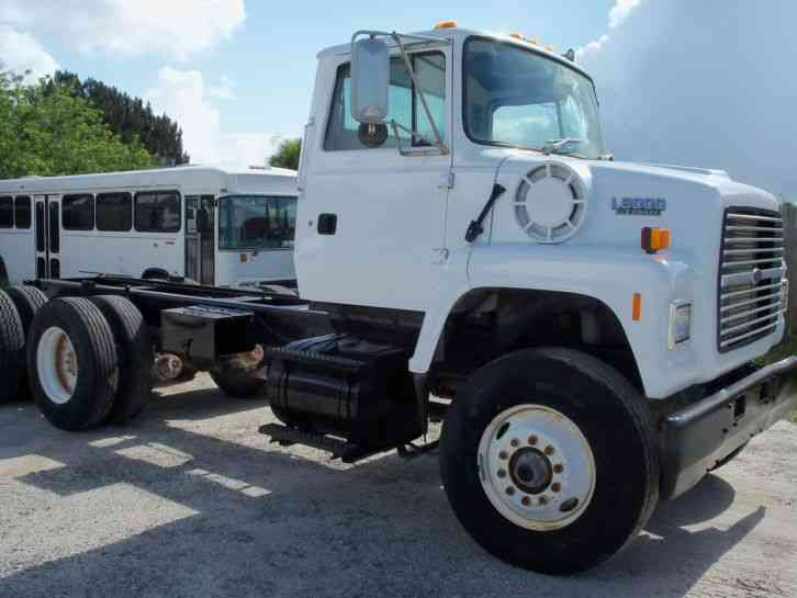 ford l8000 1994 heavy duty trucks. Black Bedroom Furniture Sets. Home Design Ideas