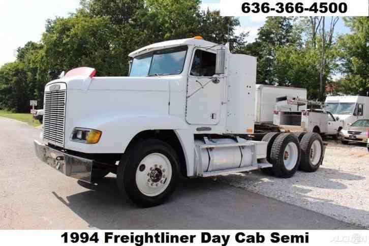 Freightliner Day Cab Semi (1994)