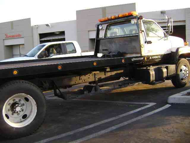 GMC Tow Truck (1994) : Flatbeds & Rollbacks